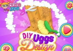 Игра Модный Дизайн Угг