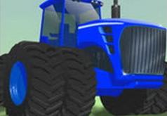 игры на тракторах пахать землю