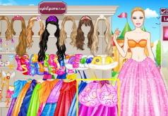 Игры Барби Принцесса Бриллиант