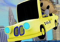 Игры Весёлое такси