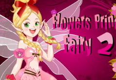 Игра Цветочная принцесса фея 2