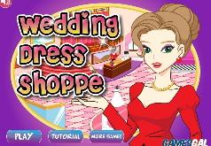 игры магазин свадебных платьев и обуви