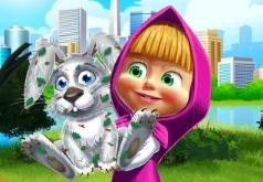 Игра Маша и Кролик
