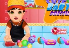 Игры Одеть красивого ребенка
