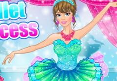 Игры Принцесса балета
