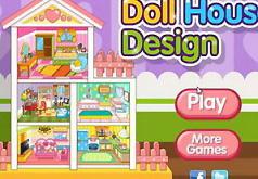 Игра Дизайн кукольного домика