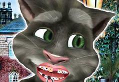 Игры Говорящий кот Том Дизайн комнаты