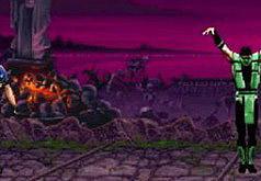 Игры Мортал Комбат в стиле Harlem Shake