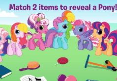 Игры Угадай пони по предметам
