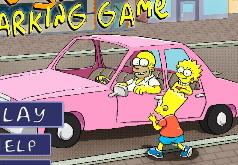 Игры парковка симпсонов