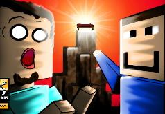 зомби апокалипсис игры 3д выживание в майнкрафт