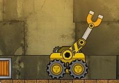 Игры Погрузчик с магнитом (Размер 1.9 Мб)