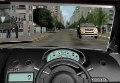 игры о машинах по городу