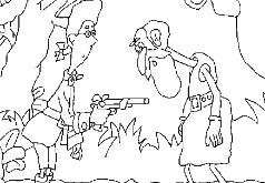 игры два бандита