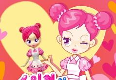 Игра Сью создает куклы