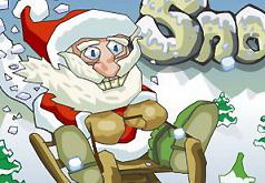 Игры дед мороз собирает подарки