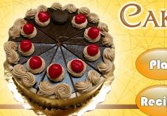Игры как испечь шоколадный торт онлайн