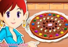 Игры шоколадная пицца