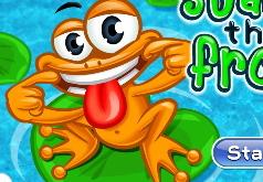 игры гордый прыжок лягушки
