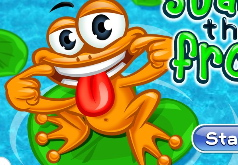 игры побег лягушки