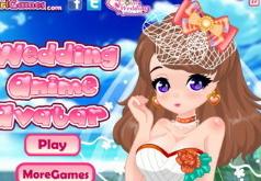 Игры Свадебное аниме Аватар