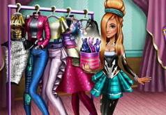 Игры Одевалки Трис суперзвезда