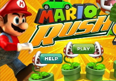 Игры Лыжник Марио 2
