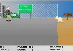 Игры Терминатор против свиного гриппа