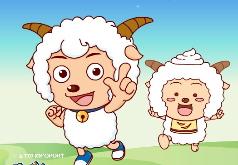 игры на двоих приключения овечек