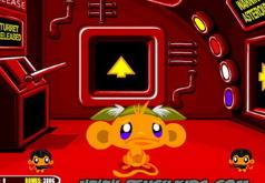 Игры Счастливая обезьянка Побег часть 2