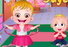 Игры Проведи День с Малышкой Хейзел