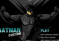 игры модный костюм бэтмена