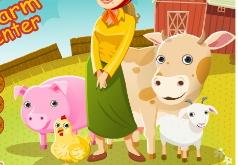 игры работа на ферме