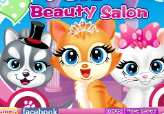 игры подстригать кота