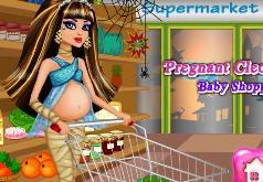 Игры Беременная Клео Де Нил