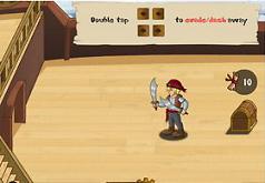 Игры Одинокий пират