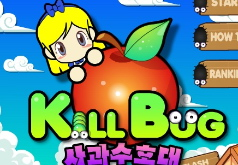 Игры Пришлепни жука Kill Bug