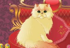 Игры Роскошный персидский кот