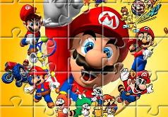 Игра Марио Пазлы братьев