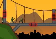 игры мост заминирован