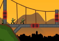 игры военные мост