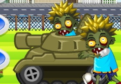 игры защита школы от зомби 2