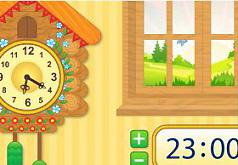 игры для ребенка времени на часах
