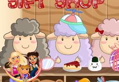 игры овечки в магазине подарков