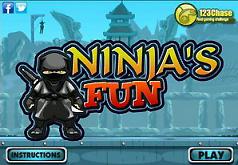 Игры найди ниндзя