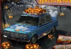 игры колеса хеллоуина