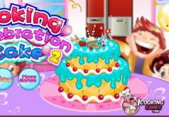 Игра Приготовление праздничного торта 2