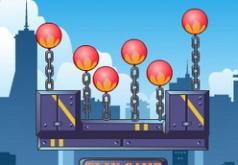 Игра Пушка Взрыв воздушных шаров
