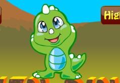 Игра Пришелец динозавр