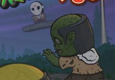 Игры Пожарник против зомби